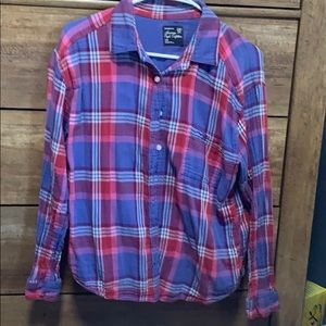 Women's American Eagle flannel size large